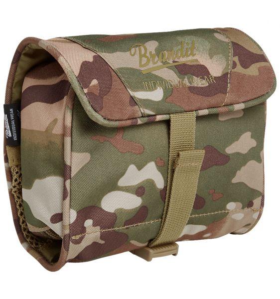 Brandit Trousse de toilette Toiletry Bag medium tactical camo