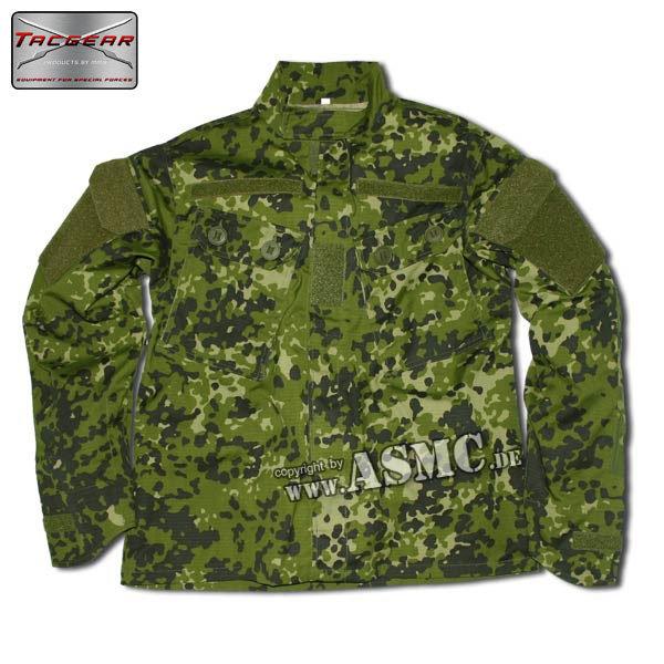 Pantalon de treillis camouflage Danois