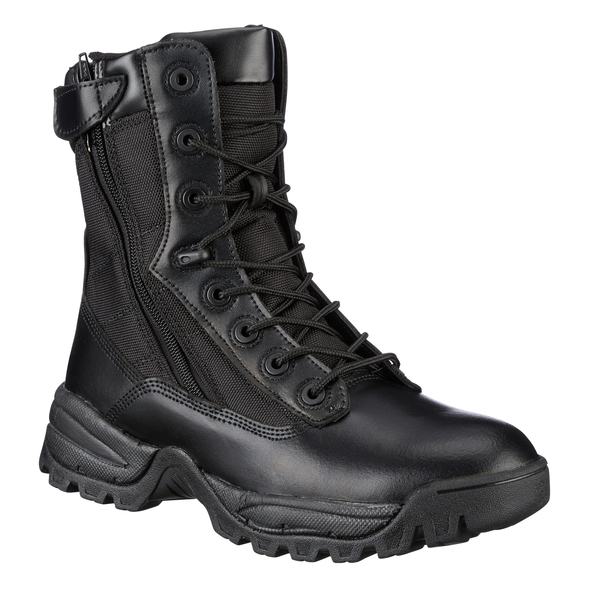 Bottes Tactical Two Zip Mil Tec noires