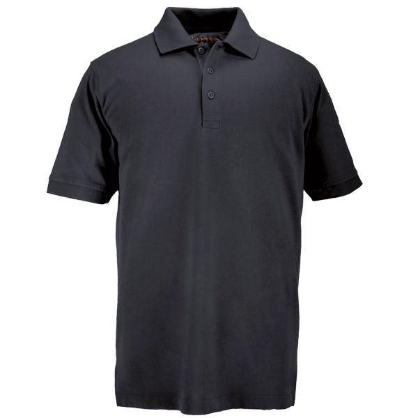 5.11 chemise Polo à manches courtes Professional noir