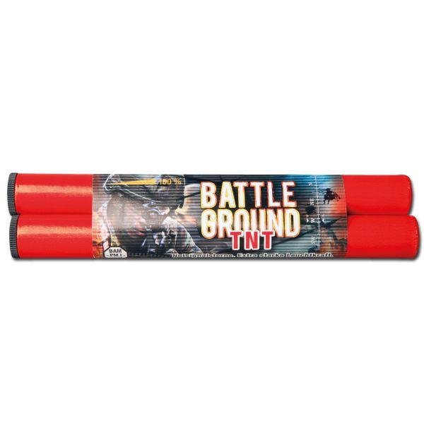 Feu d'artifice Battle Ground TNT