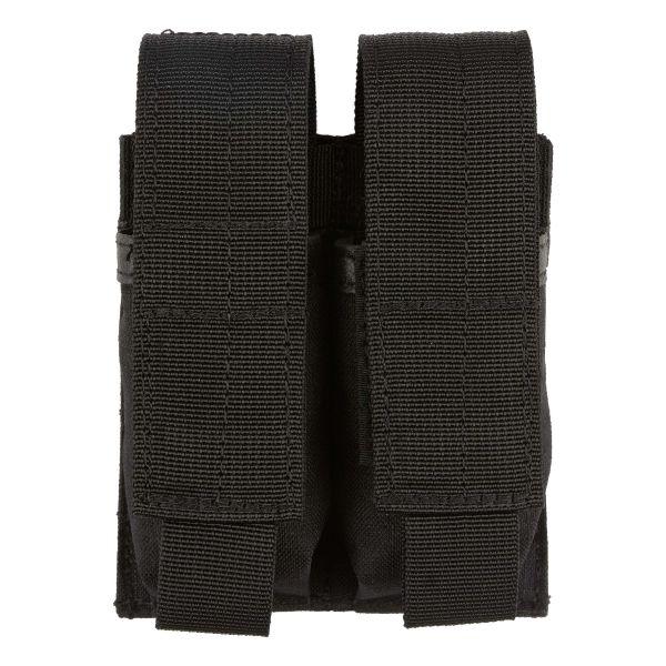 Blackhawk Porte-chargeur double Pistolet noir