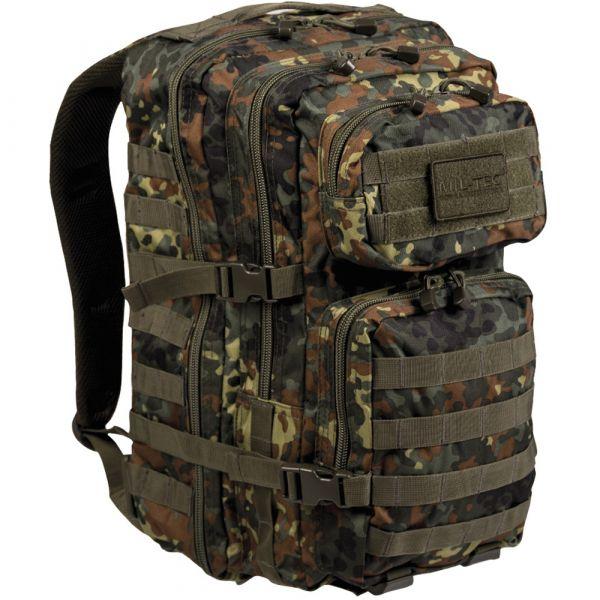 Mil-Tec Sac à dos US Assault Pack II flecktarn