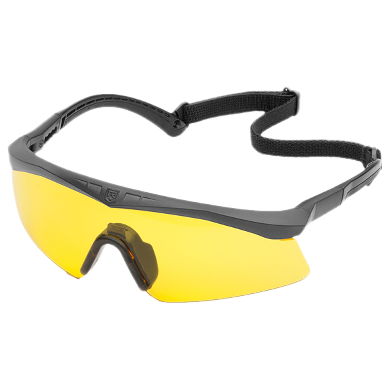 Revision Lunettes Sawfly Basic Kit noir jaune