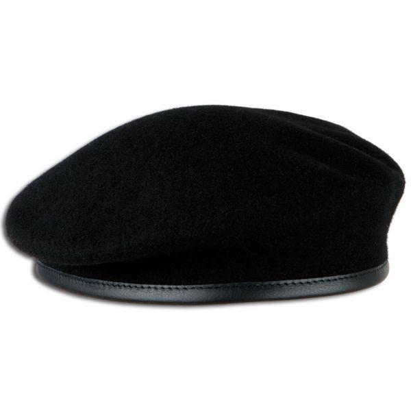Béret Commando BW noir