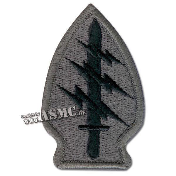 Insigne textile US Special Forces ACU