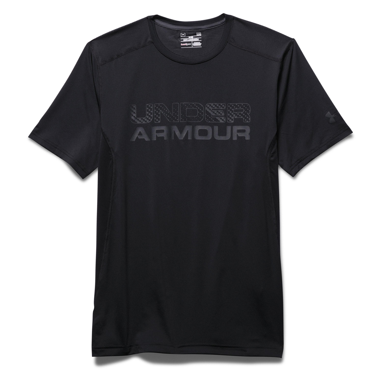T-Shirt Under Armour Raid Graphic noir