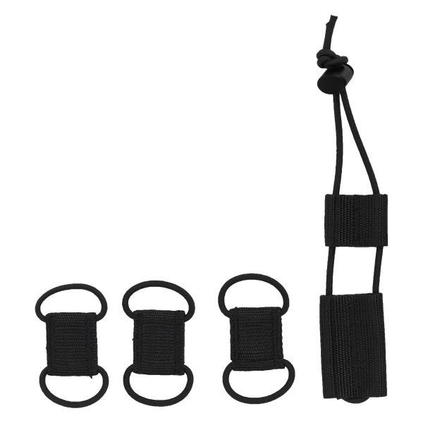 TT Kit Cable Manager noir