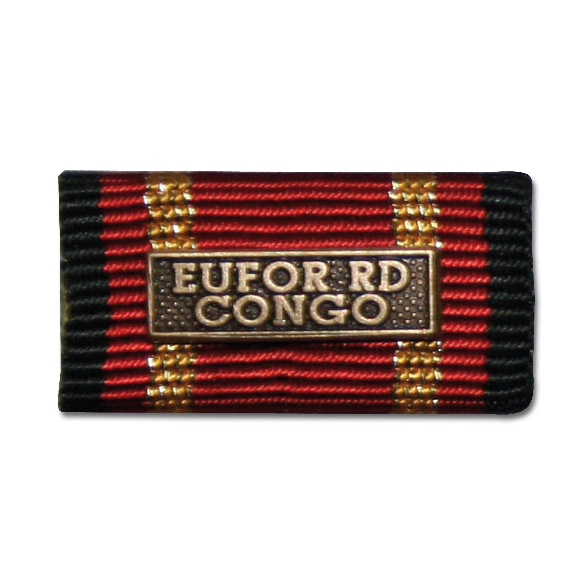 Barrette Opex EUFOR RD CONGO bronze