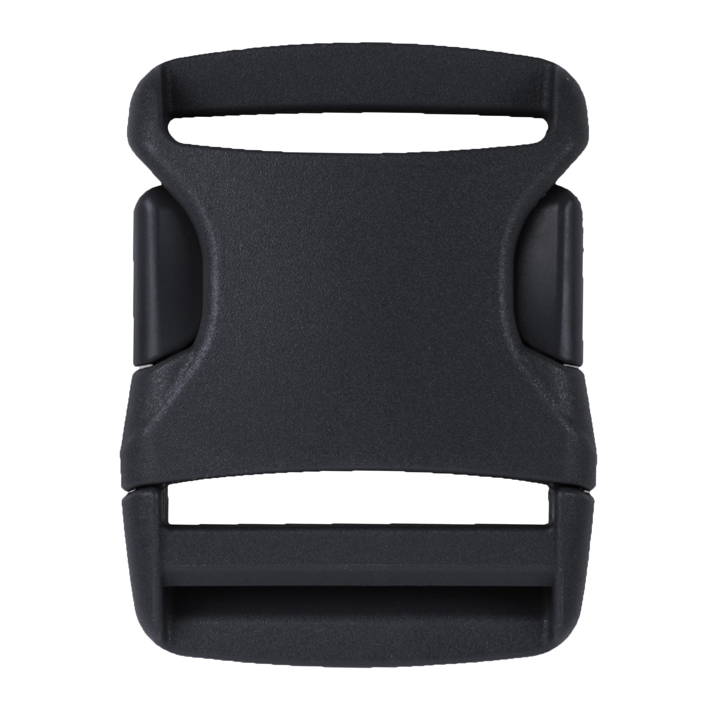Boucle enfichable TT 38 mm noir