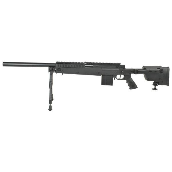 Cybergun Airsoft Swiss Arms SAS 06 ressort 1.9 J noir