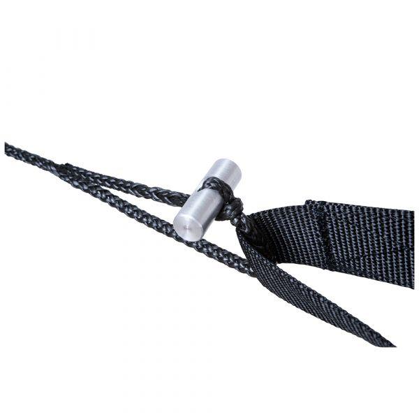 Amazonas Suspension Adventure Rope noir