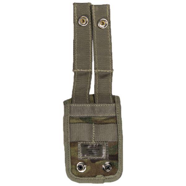 Sac de ceinture britannique d'occassion AP Grenade MTP tarn
