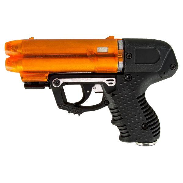 Piexon Pistolet lacrymogène JPX6 Speedloader 4 coups & Laser