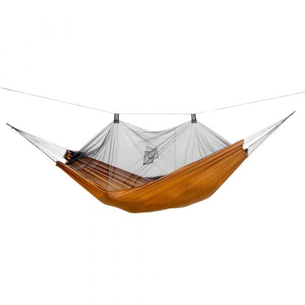 Amazonas Hamac Moskito Traveller Pro marron
