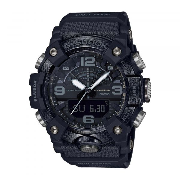 Casio Montre G-Shock Mudmaster GG-B100-1BER noir
