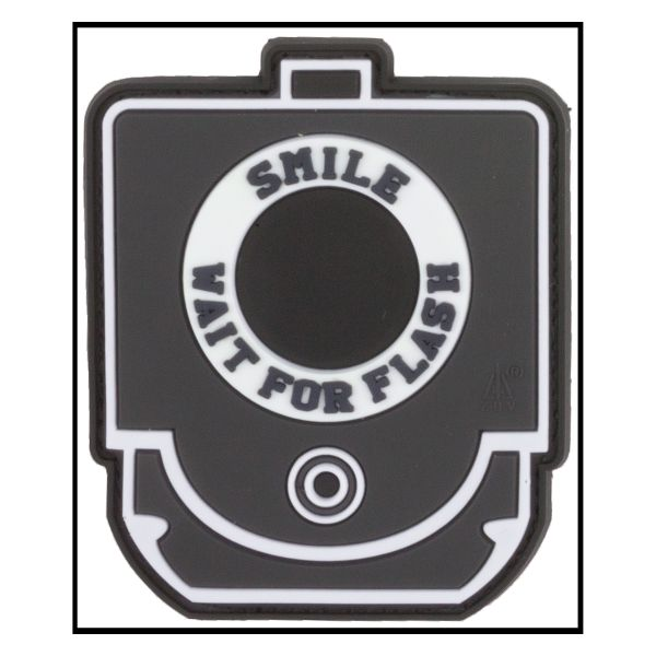 3D-Patch Smile and Wait for Flash fullcolor