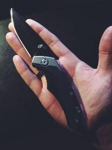 Gerber Messer Contrast Drop Poin