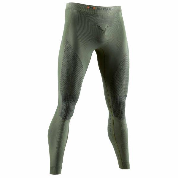 X-Bionic Pantalon Hunt Energizer 4.0 olive gris