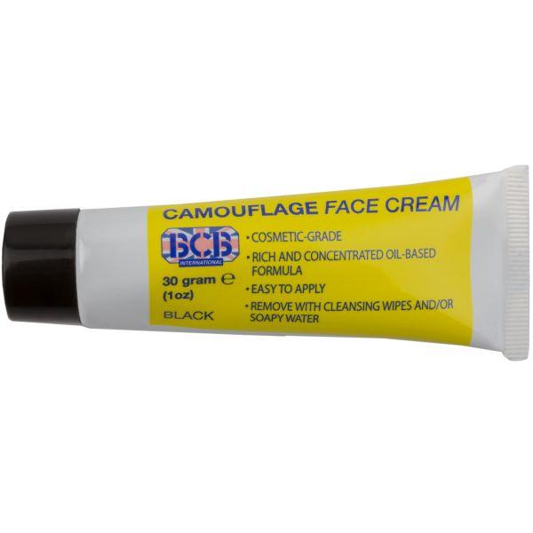 Crème de camouflage Tube noir