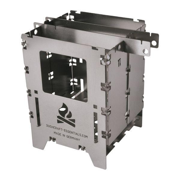 Bushbox LF Titane Bushcraft Essentials