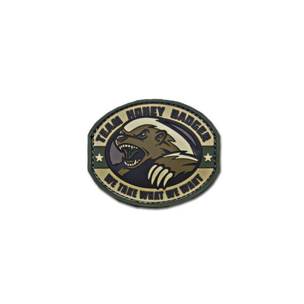 Patch MilSpecMonkey Honey Badger PVC multicam