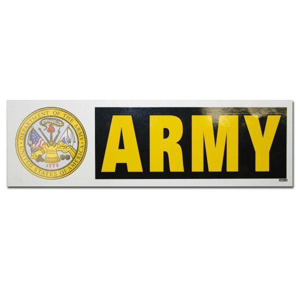 Autocollant ARMY