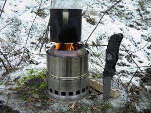 Fox Outdoor Outdoor-Ofen Forest