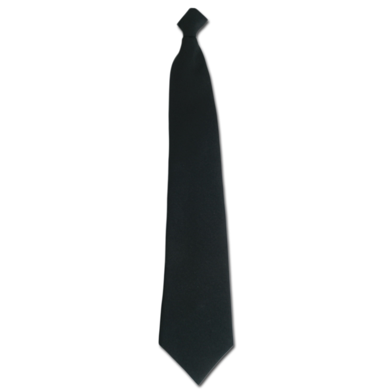 Cravate de service Sécurité noir
