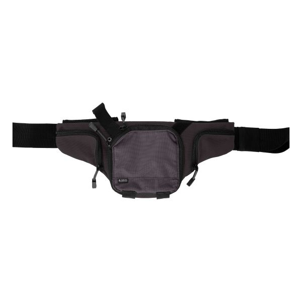 5.11 Sac banane Select Carry Pistol Pouch charcoal