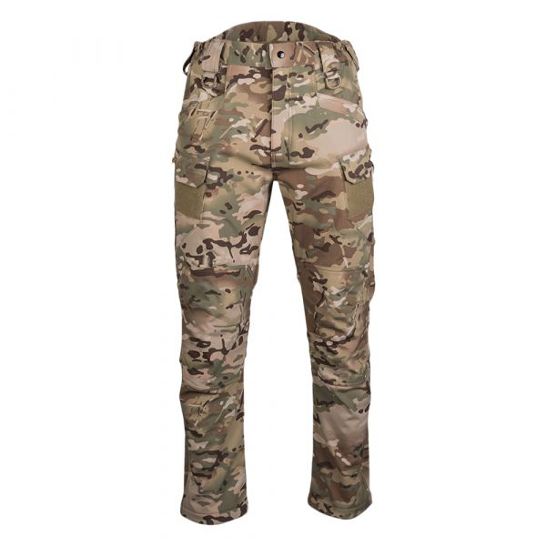 Pantalon Softshell Assault multitarn