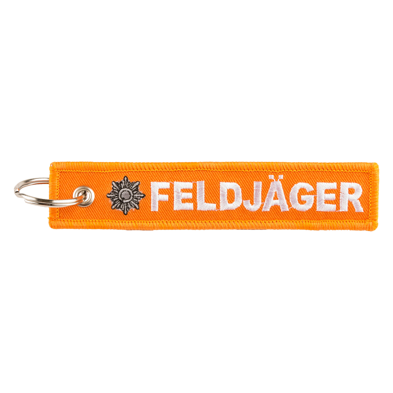 Porte-clés Feldjäger orange