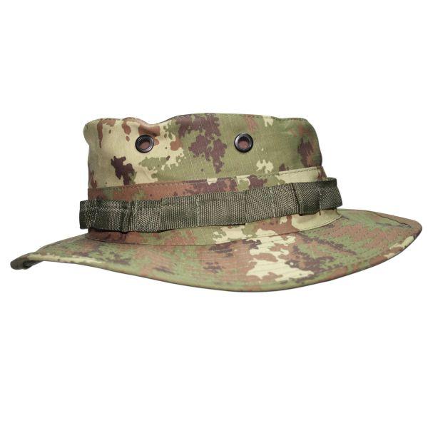 Boonie Hat Ripstop vegetato woodland