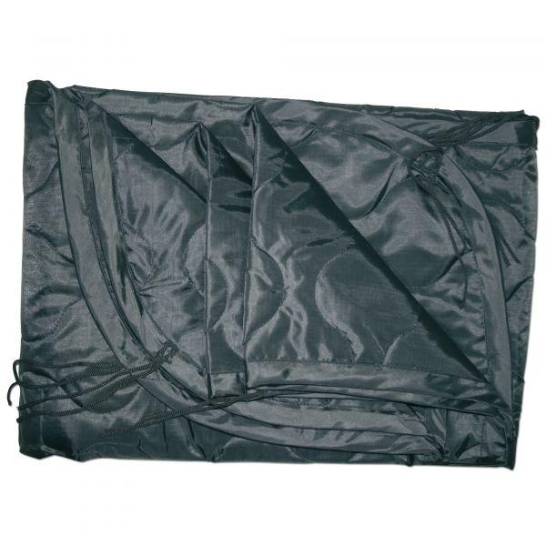 Poncho liner noir