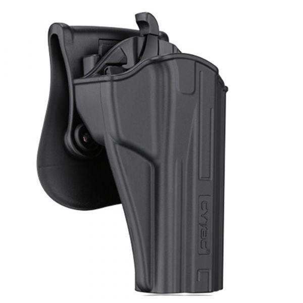 Cytac Paddle holster T-ThumbSmart Beretta 92 / FS droitiers noir