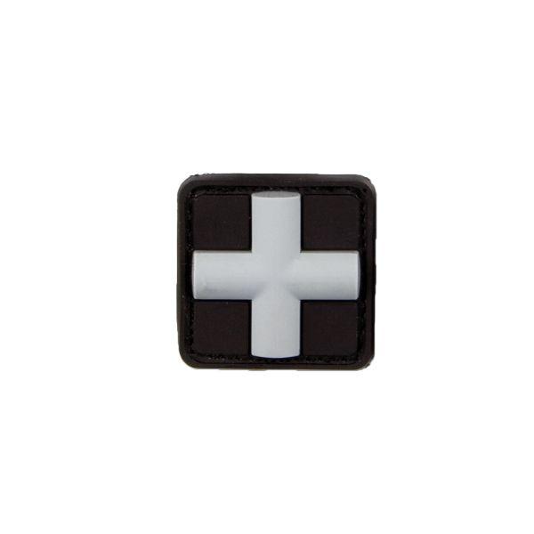 Patch 3D Croix Rouge Medic Swat 25 mm