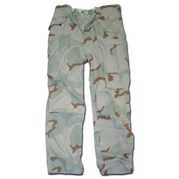 Pantalon MMB M-65 pré-lavé desert