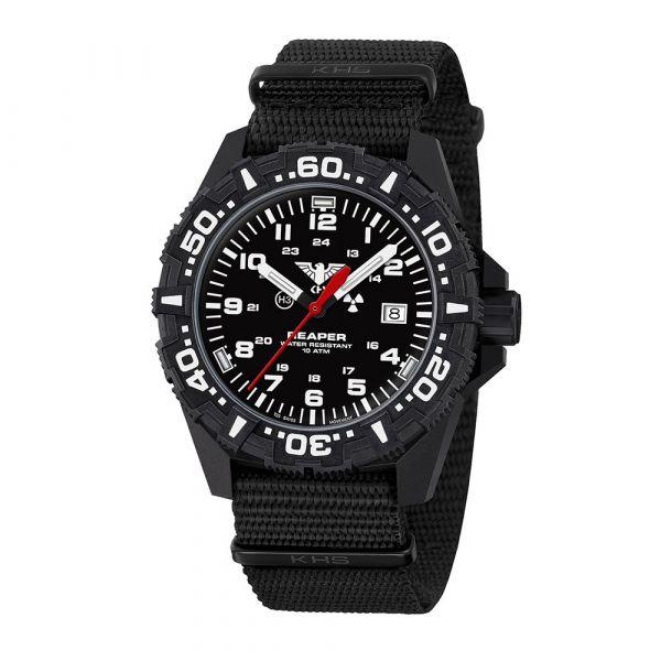 KHS Montre Reaper MK II LT Field bracelet Otan noir