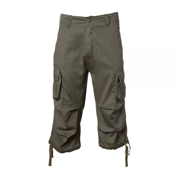 Shorts Brandit 3/4 Urban Legend kaki