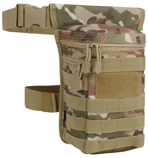 Brandit Sac banane Side Kick Bag No. 2 tactical camo