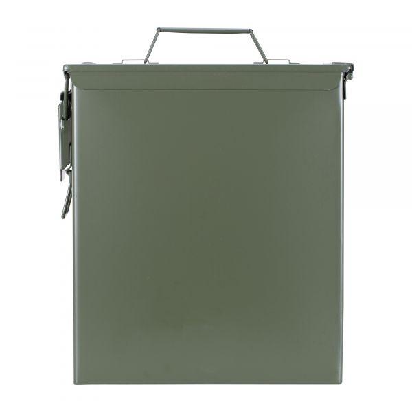 Boîte à munitions US M9 Cal. 50 mm Import olive