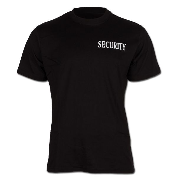 T-shirt Security double-impression II