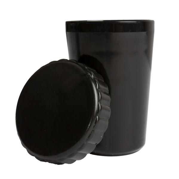 Gobelet avec Couvercle noir