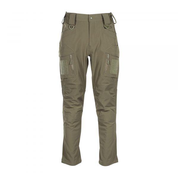 Pantalon Softshell Assault vert ranger