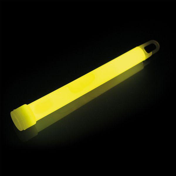 KNIXS Bâton lumineux Power jaune 1 pièce