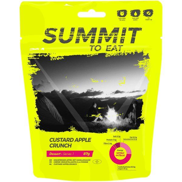 Summit to Eat Crème Croustillante à la Pomme