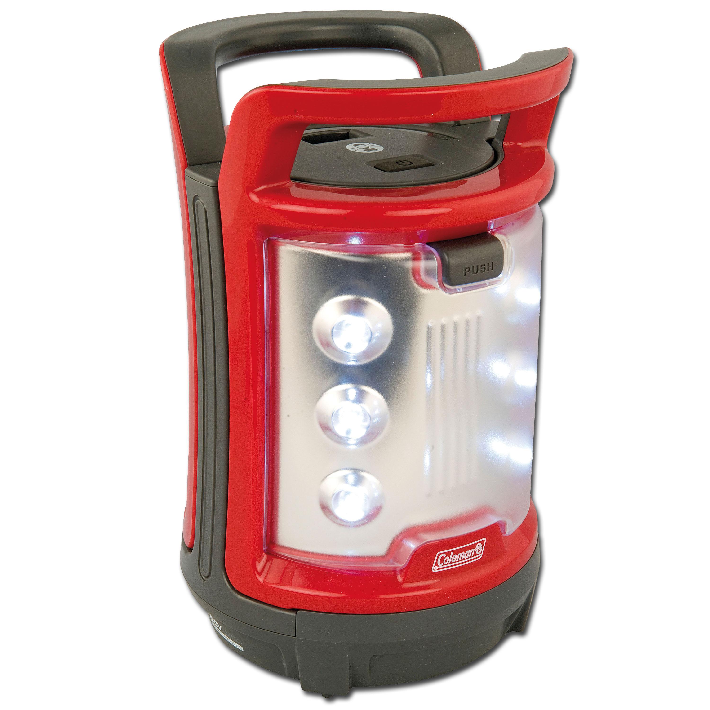 200 lm Camping Extérieur Lampe DEL Coleman Lampe PUSH Camping Lanterne