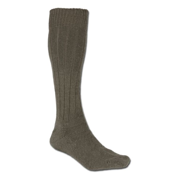 Chaussettes BW olive occasion