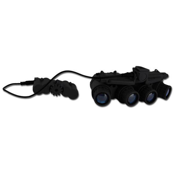 Réplique du dispositif de vision nocturne GPNVG-18 noir
