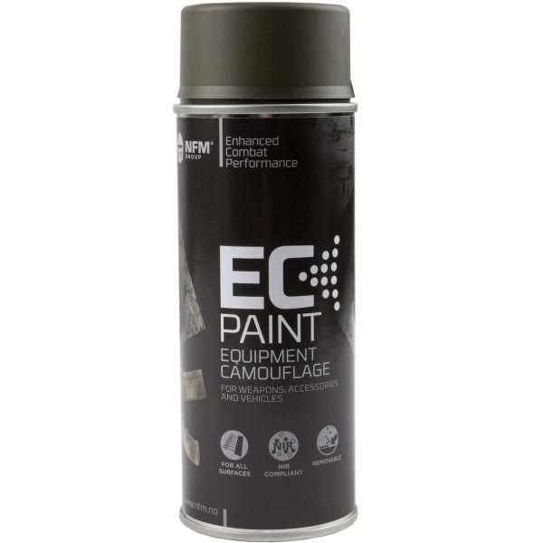 Peinture EC Paint marron
